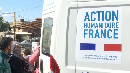 International humanitarian aid: a new French strategy